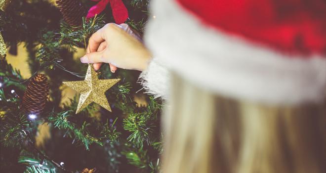 クリスマスツリー_トップスターの意味