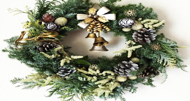 クリスマスツリー_リース