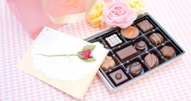 バレンタイン_義理チョコ勘違い_手紙・メッセージを入れない