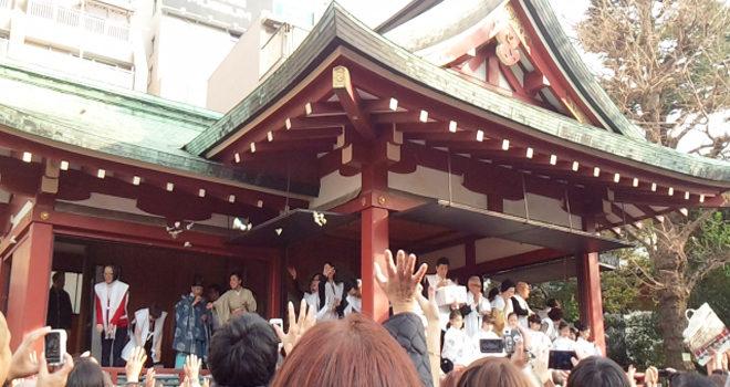 節分豆まきイベント関東2017一覧まとめ!